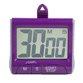 Colourworks Digital Easy To Read Magnetic Kitchen Timer