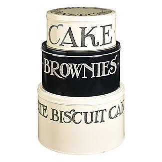 emma bridgewater 3 cake tins lakeland. Black Bedroom Furniture Sets. Home Design Ideas