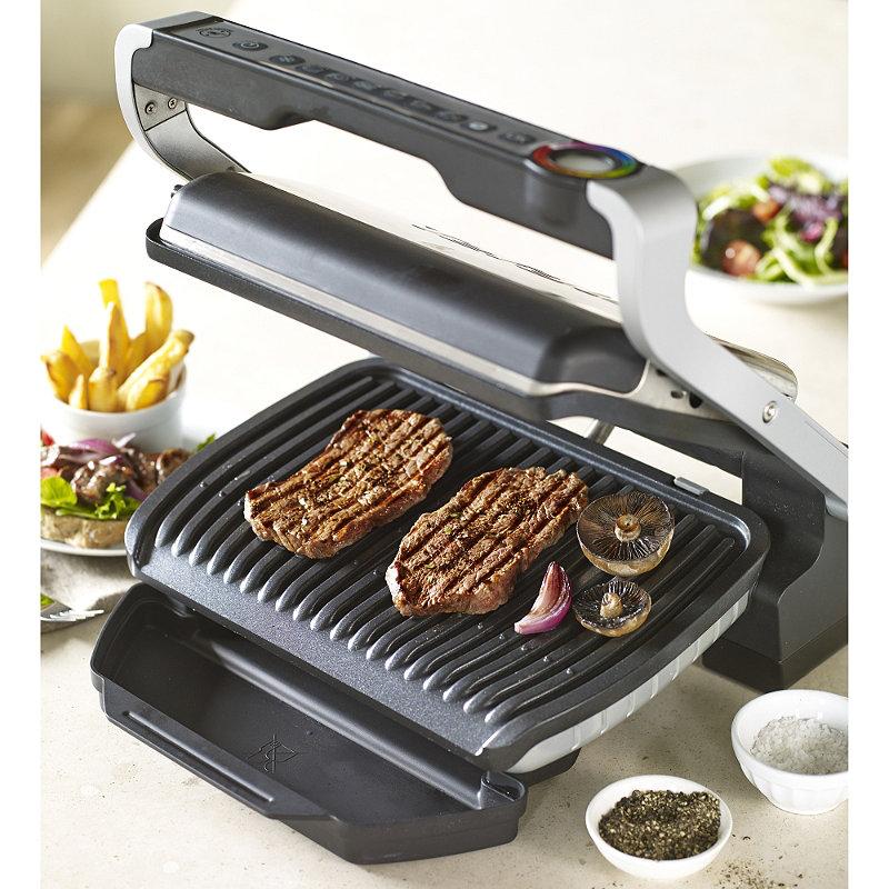 tefal optigrill grill automatic thickness temperature. Black Bedroom Furniture Sets. Home Design Ideas