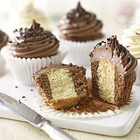 Two Tone Cupcake Pan