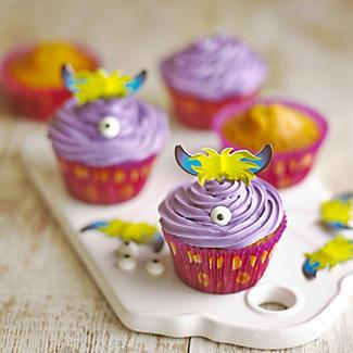 Monster Cupcake Decorating Kit