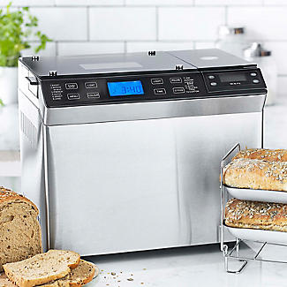 Lakeland Bread Maker Plus and Scales - 2 Loaf Sizes alt image 2