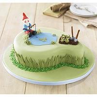 Comma Cake Pan