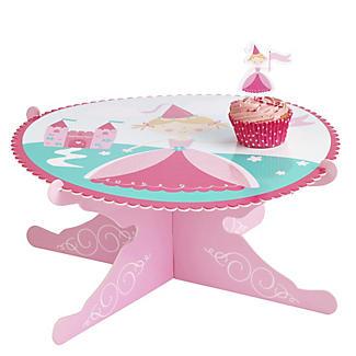 Pretty princess cake stand lakeland for Pretty cake stands