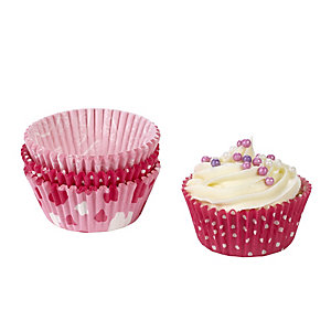 Pretty Princess Cupcake Cases