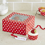Dotty Cupcake Presentation Pack
