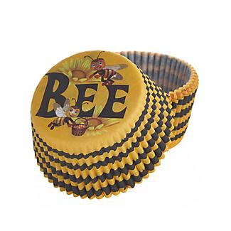 Bumblebee Cupcake Decoration Set alt image 2