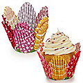 25 Muffin Carnival Cake Cases