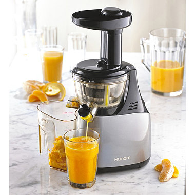 Hurom Slow Juicer Banana : Juicers and juicing machines at Lakeland