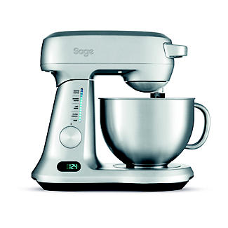 Sage™ The Scraper Mixer Pro™ 4.7L Stand Mixer Silver BEM800UK