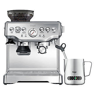 Sage™ The Barista Express™ Bean To Cup Coffee Machine BES870UK  alt image 1