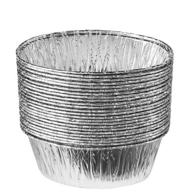 Disposable Foil Pie Amp Pudding Dishes Oval X 25