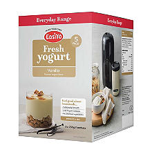 EasiYo Everyday Vanilla Flavour Yogurt Mix x 5