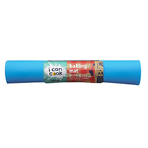 I Can Cook Baking Mat - Blue