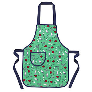 I Can Cook Childrens PVC Apron - Utensil