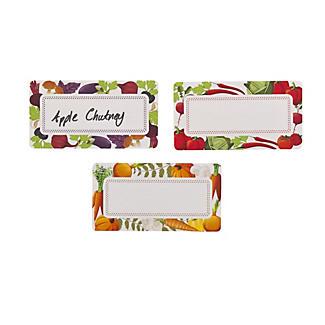 100 Lakeland Chutney Labels