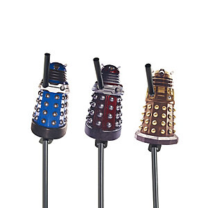 Doctor Who Straws
