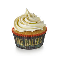 50 Dalek Cupcake Cases