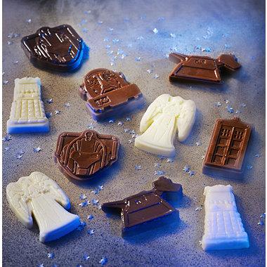 Tardis Chocolate Mould