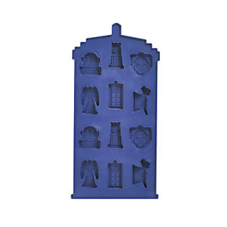 Tardis Chocolate Mould alt image 2