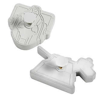 K9 and Cybermen Cookie Cutters alt image 3