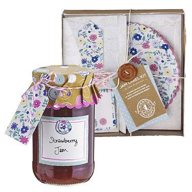 kirstie allsopp etiketten set f r marmeladengl ser in flaschenabf llung und beschriftung bei. Black Bedroom Furniture Sets. Home Design Ideas