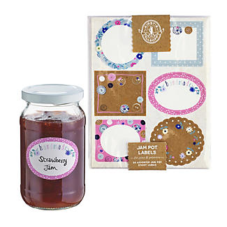Kirstie Allsopp Jam Pot Labels
