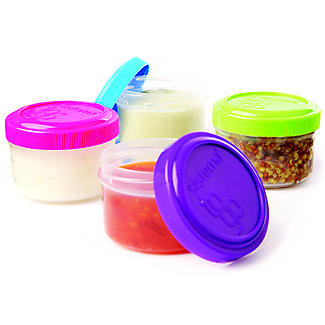 Sistema Dressing To Go 4 Screw Top Storage Pots alt image 2