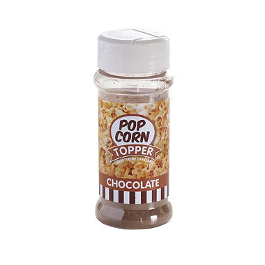 Chocolate Popcorn Topper