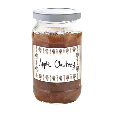 50 Cottage Garden Chutney Labels