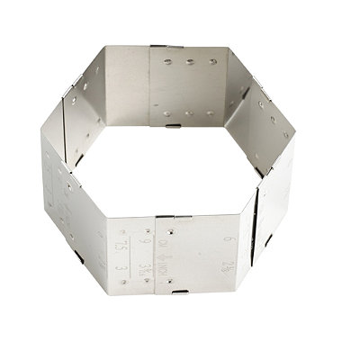 Adjustable Presentation Hexagon