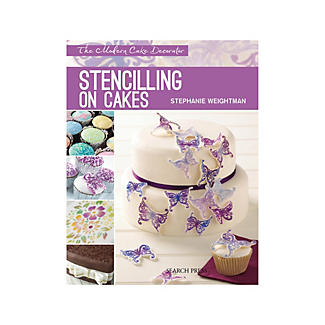 Stencilling on Cakes