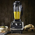 Vitamix® 500 Professional Black Heat & Cool Power Blender