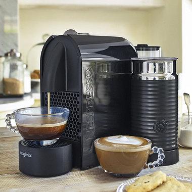 Nespresso® Magimix® U with Aeroccino