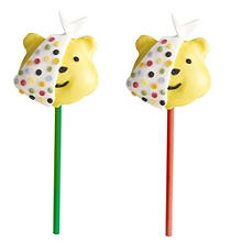 Pudsey Cake Pop Mould