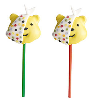 Pudsey Cake Pop Mould alt image 1