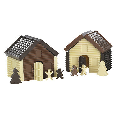 Fairy Tale Village Mould