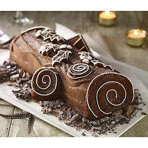 Yule Log Cake Tin