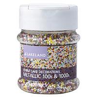 Lakeland Metallic 100's and 1000's