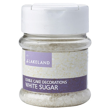 White Sugar Sprinkles