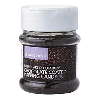 Cake Decorating Sprinkles - 65g Chocolate Coated Popping Candy