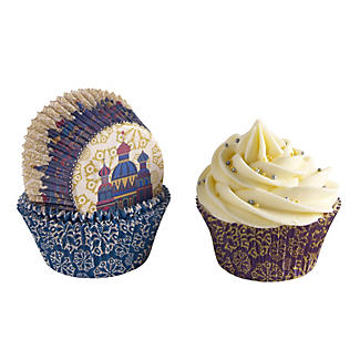 Russian Rooftop Cupcake Cases