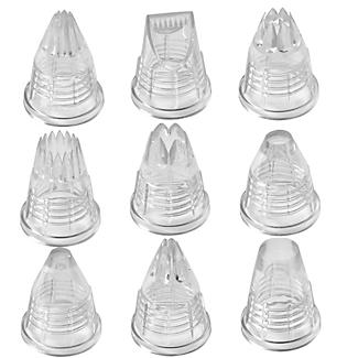 Small Silicone Icing Bag Set alt image 3