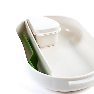 Leak-Proof Lunch Box with Compartments Small 650ml alt image 3