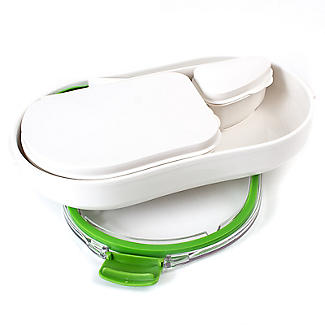 Leak-Proof Lunch Box with Compartments Large 900ml alt image 3