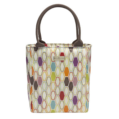 Honeycomb Lunch Tote