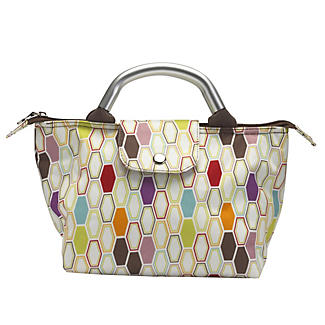 Honeycomb Lunch Bag
