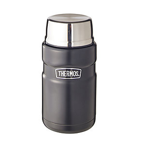 Thermos® King Black Large Food Flask