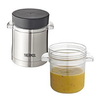 Thermos® Food Flask with Micro Container