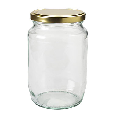 2lb Jam Jars